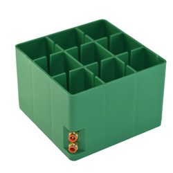 PLASTIC CENTER BLOCK REPLACEMENT FOR 200 X 200 X 150 MM