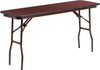 "18"" x 60"" Folding Table. YT-1860-HIGH-WAL-GG"