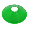 360 Athletics AHLCM7G Saucer Field Cone 7in Green Vinyl
