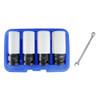 Flank Bite Damaged Lug Nut Socket Set w/ Btl Wrnch