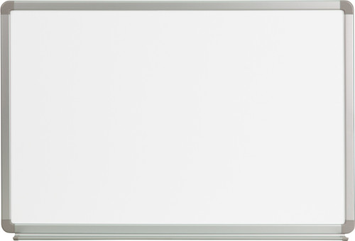3' W x 2' H marker board YU-60X90-WHITE-GG