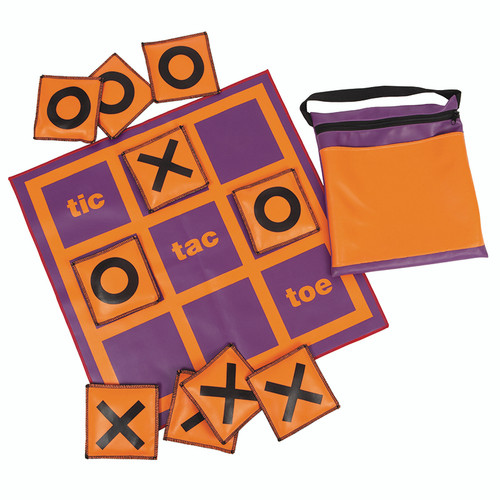 360 Athletics AHLBB700 Bean Bag X And O Toss Game