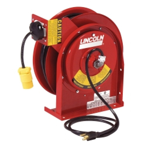 Heavy Duty Extension Cord Reel with 13amp Receptacle