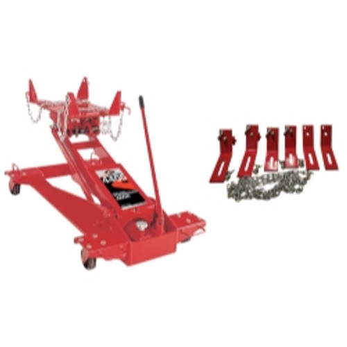 2- Ton Heavy Duty Transmission Jack Promo