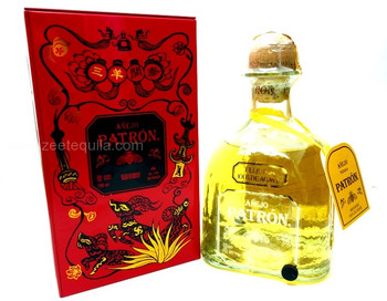 Chinese New Year Anejo Patron Tequila (Limited Edition)