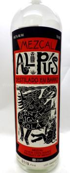 Mezcal Alipus San Miguel Destilado En Barro (Tio Leonardo)