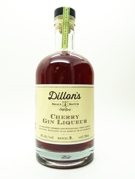 Dillon's Small Batch Cherry Gin Liqueur