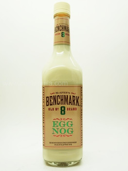 Benchmark Old No. 8 Brand Whiskey Egg Nog