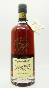 Parker's Heritage Collection Whiskey