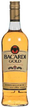 Bacardi Gold 1L