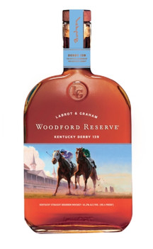 Woodford Reserve Bourbon 2013 Kentucky Derby 1 liter