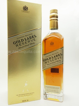 Johnnie Walker Gold Reserve limited edition
