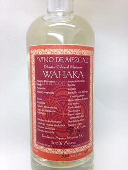 "Wahaka ""Vino De Mezcal"" Espadilla Pechuga Gallina"