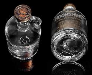 The Original Moonshine Clear Corn Whiskey 750ML