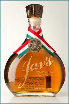 JAV'S MEXICAN RUM 12 YEAR OLD