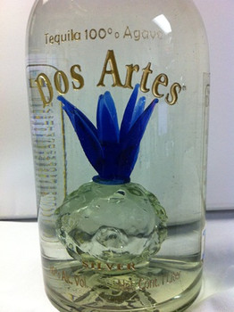 Dos Artes Blanco tequila one liter