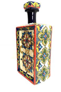 Dos Artes Reserva Especial ONE LITER Extra Anejo Tequila (ceramic bottle)