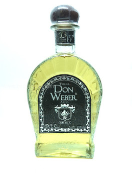Don Weber Anejo 750ml