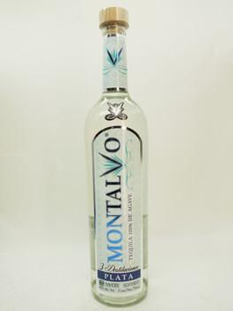 Montalvo Plata Tequila