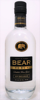 Bear Force VIP Exclusive Vodka
