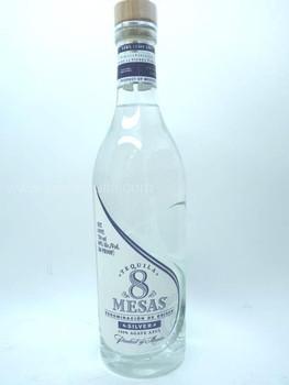 8 Mesas Blanco Tequila