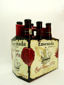 Ensenada Red Agave IPA (6 Pack)