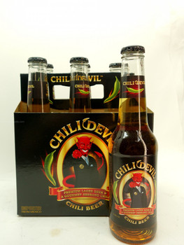 Chili Devil Beer (6 Pack)