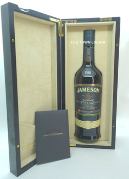 JAMESON RAREST VINTAGE IRISH WHISKEY