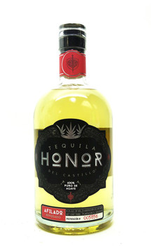 TEQUILA HONOR DEL CASTILLO REPOSADO