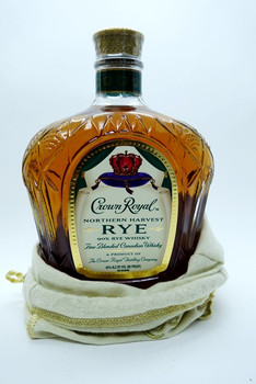 CROWN ROYAL CANADIAN RYE WHISKY