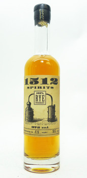 1512 SPIRITS RYE WHISKEY 375 ML