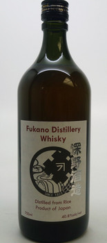 FUKANO REGULAR WHISKEY SILVER