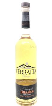 Terralta Extra Anejo Tequila 110