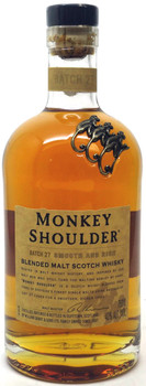 Monkey Shoulder Blended Malt Scotch