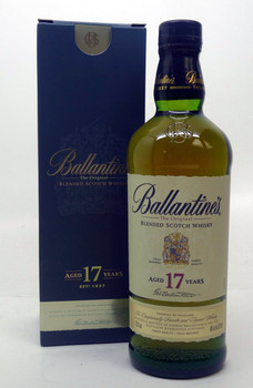 Ballantines Blended Scotch Whiskey Aged 17 years