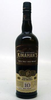 Lord Lieutenant Kinahan's Irish Single Malt Whiskey