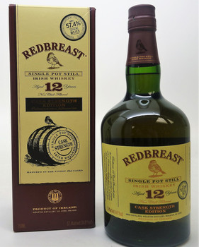 REDBREAST 12 years Cask Strength Edition