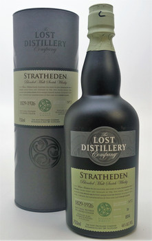 The Lost Distilery Co Stratheden Blended Malt Scotch Whisky