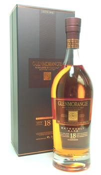 Glenmorangie 18 years Single Malt