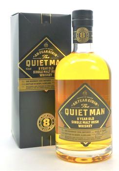 The Quiteman 8 Year Single Malt Whiskey