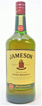 Jameson Irish Blended Whiskey 1.75 mL