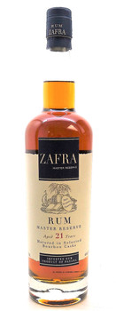 Zafra Master Reserve 21 Year Old Rum