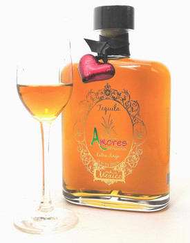 Amores Extra Añejo Tequila