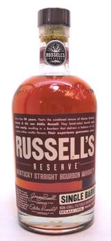 Russell's Reserve Single Barrel Kentucky Straight Bourbon Whiskey