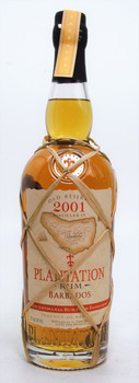 Plantation Rum Old Reserve 2001