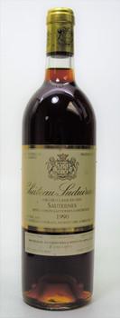 Chateau Suduiraut Sauternes 1990 White Bordeaux Wine