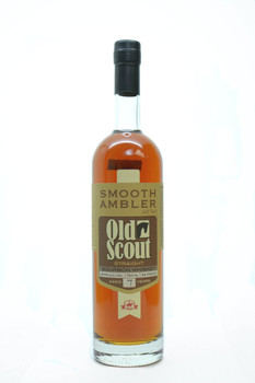 Smooth Ambler Straight Bourbon whiskey 7 years