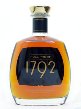 1792 FULL PROOF BOURBON WHISKEY (125 PROOF)