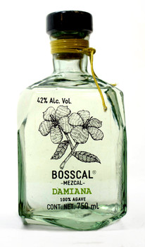 BOSSCAL MEZCAL WITH INFUSED DAMIANA