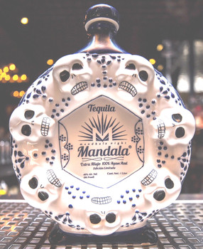 Mandala Day of The Dead 1 Liter Extra Anejo